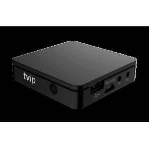 Receptor IPTV Linux, FULL HD, H.265, Linux, Quad Core 1.5Ghz, RAM 512 MB, WIFI, Multistreaming