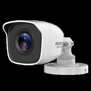Cámara bullet 4 en 1, 1080p, 2.8mm, IR 20mts. IP66, blanca.