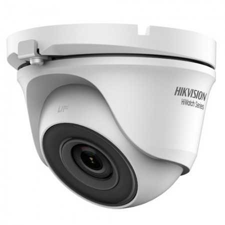 Cámara domo 4 en 1, 1080p, 2.8mm, IR 20mts. IP66, blanca.