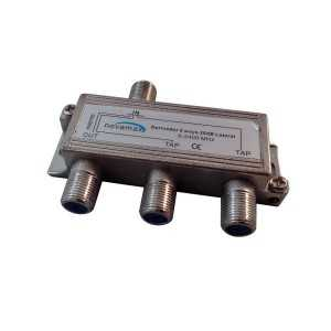 Derivador 2 líneas, 20dB, 5-2400Mhz