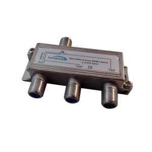 Derivador 2 líneas, 25dB, 5-2400Mhz