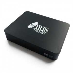 Receptor SAT (S2), FULL HD, H.265, Wifi USB incluido.