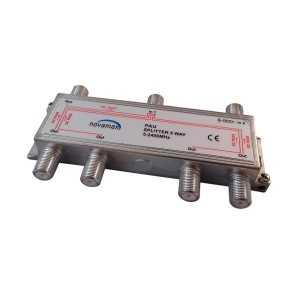 PAU/PTR Distribuidor de 6 salidas
