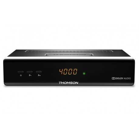 Receptor SAT (S2), Full HD, H.264, canales Libres (FTA)