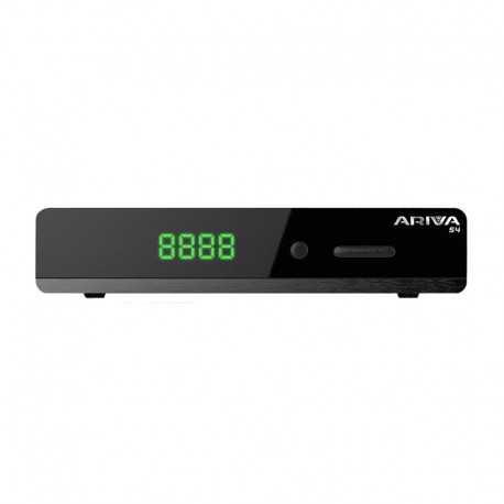 Receptor SAT (S2), Full HD, H.264, Wifi USB opcional