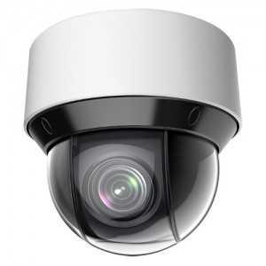 Cámara IP PTZ, 2.1Mpx Ultra Low Light, IR 50mts, 25X, 4.8-120mm, H265+, PoE802,3af, IP66