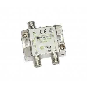 Derivador de interior 2300Mhz, 15 dB, 1 salida