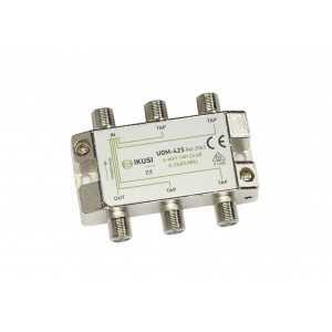 Derivador de montaje interior 2300Mhz, 25 dB, 4 salida