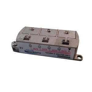 Derivador de interior 2300Mhz, 20 dB, 2 salidas con brida