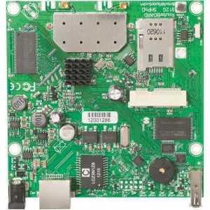 Placa de punto de Acceso BASEBOX 5 600MHz, con 1W y puerto Gigabite