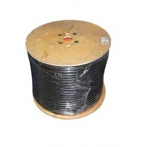 Cable coaxial CU 15mm, Gel petroleo, PE
