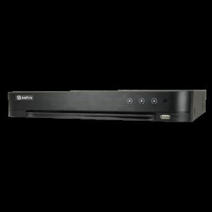 DVR 5 n1 de 8ch 5Mpx + 2 IP hasta 6Mpx. H.265+, 1 HDD.