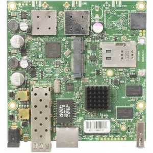 Punto de acceso de exterior 5Ghz, AC, 31dBm (1.25W), 720Mhz, 128Mb RAM, x1 Gb, Level 4. SOLO PLACA