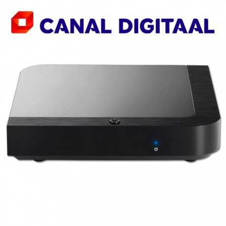 Receptor SAT (S2)+ Tarjeta Canal Digitaal, FULL HD, H.264, sin Wifi