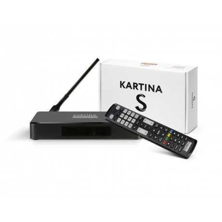 Receptor SAT (S2), FULL HD, H.265, 1 Lector tarjetas, Wifi integrado