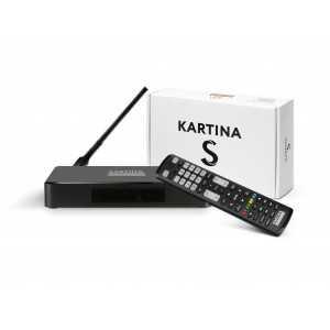 Receptor Híbrido (DVB-S2 / IP), Andriod 6.0, 4K, para canales rusos en ASTRA 19.2º