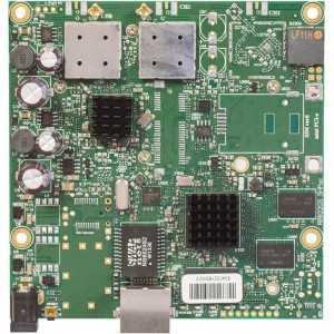 AP AC 5GHz, 31dBm, 720Mhz, 128Mb RAM, x1 puerto gigabit, Level 3. SOLO PLACA