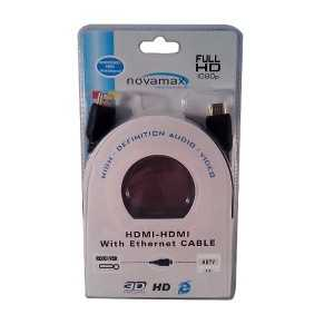 Cable HDMI 19PIN 1,4V 3 metros 3D
