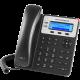 Teléfono IP con 2 líneas, 132 x 48 backlit LCD, 3 teclas XML programables, con POE. Grandtream