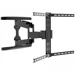 "Soporte TV de pared 37-80"", hasta 50kg, distancia a la pared 69-511mm, Articulado"