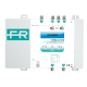 Central programable 30 filtros y 4 Entradas (x1 FM / x1 DAB-VHF / x2 UHF). 45dB G113dBu. 20dB ajuste de guanacia. AGC (Control