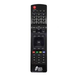 Mando original para Iris 9850HD. Compatible 9700HD, 9700HD Combo, 9800HD, 9800HD COMBO, 9200HD, 9600HD, 9500HD