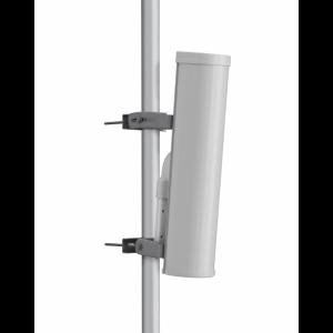Antena sectorial 5Ghz, 90/120º, 18dBi, x2 RPSMA, IP65
