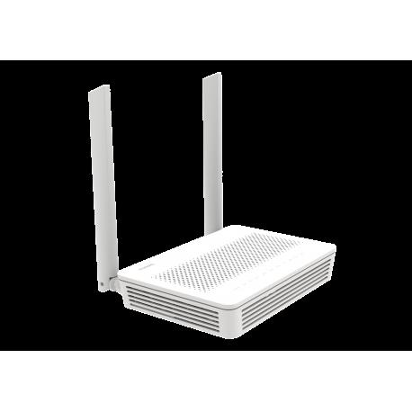 ONT GPON / 4GE/ 1POTS / WIFI 2.4/5GHZ AC / USB. Conector SC/APC
