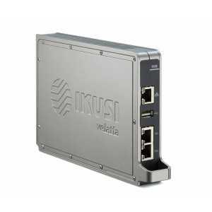 Modulo de control para cabecera Ikusi Flow, x2 puertos Gb, Asistente de configuración, Wifi propio, Interfaz LAN para acceso lo