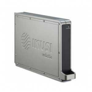 Módulo de entrada doble DVB-T/T2/S/S2/C para cabecera Ikusi Flow con Autoscan