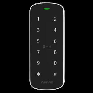 Control de acceso con teclado IP65 autonom con controladora intefrada. MIFARE y EM