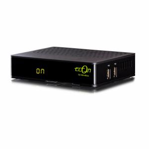 Receptor SAT (S2), FULL HD, H.264, Wifi USB opcional, IR