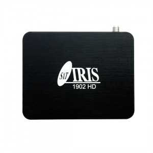 Receptor SAT (S2), FULL HD, H.265, Wifi USB integrado.