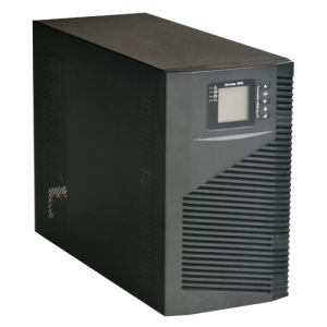 SAI ONLINE de 2200 VA / 1800W, con alarma e indicador LED, x3 Schukos