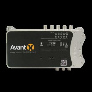 Central programable 32 filtros, 6 Entradas x1 SAT G:41 x1 FM G:25dB x4 VHF-UHF G:71dB, Salida SAT/FM/VHF/UHF 118dBu. 532111