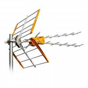 Antena Terrestre V ZENIT UHF C21-48, G 13dB. Embalaje Individual 1U. 149221