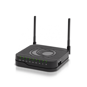 Router AC WIFI 2.4/5Ghz, 1167 Mbps, x5 10/100/1000, x1 PoE Out, x2 Antenas Omni.