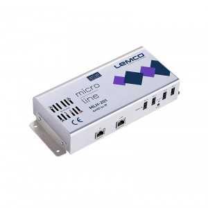Modulador 4xHDMI a IP