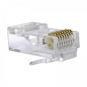 Conector CAT6 UTP macho