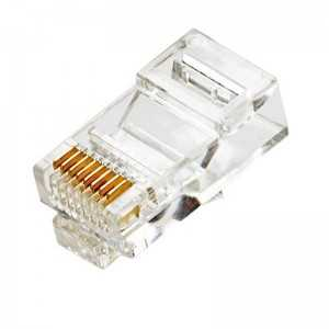 Conector CAT5 UTP macho