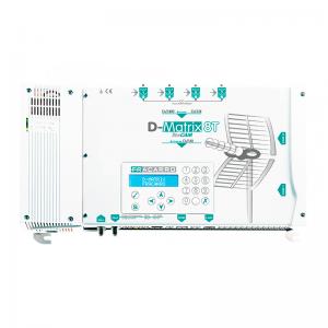 Central 8in DVB-T/C/ a 8out DVB-T, 2CI