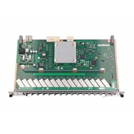 Tarjeta 16 puertos SFP GPON + 16 módulos SFP GPON C+