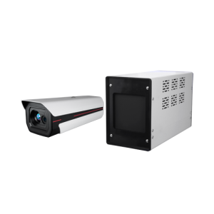 Cámara IP termográfica, 384x288 VOx, Lente 10mm, Sensibilidad térmica ≤40mK, Alta Precisión ±0.3ºCmK, Blackbody para calibració