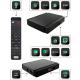Receptor Linux IPTV, 4K,H.265, Wifi USB opcional