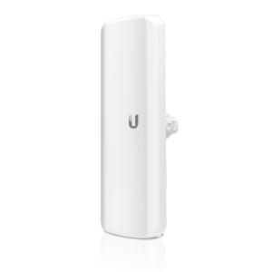 Punto de Acceso Wifi + Antena Exterior AC 5Ghz, 25dBm (316mW),17dBi y 90º, x1 10/100/1000, GPS