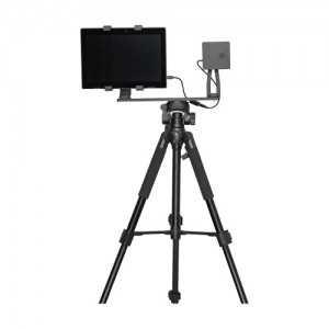 Cámara IP termográfica dual, 256x192 VOx, Sensibilidad térmica ≤50mk, Alta Precisión ±0.5ºCmK,