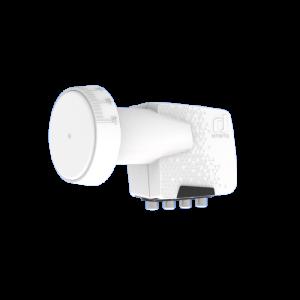 LNB Quad Home Pro, 55dB, 0,3dB