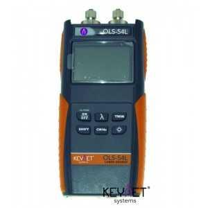 Fuente laser óptica para 1310, 1490, 1550nm. Apto para ICT2.