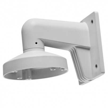 Soporte de pared para cámaras domo - Aluminio con tratamiento Spray- 120 (Al) x 120 (An) x 169 (Fo) mm