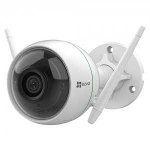 Cámara IP Wifi bullet, 2,1Mpx, IR 30mts, 2.8mm, H.264, IP66